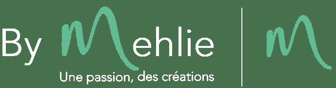 Logo By Mehlie avec lettre M
