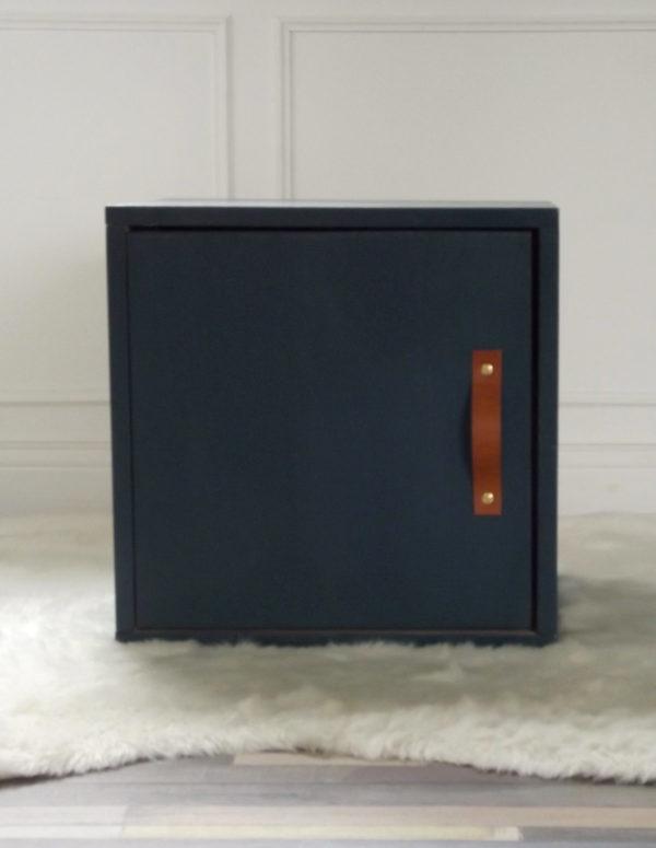 La Mehliebox bleue pétrole pour les meubles de By Mehlie